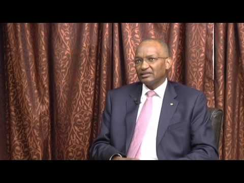 CBK Governor Patrick Njoroge talks boosting Africa's capital markets and green bonds