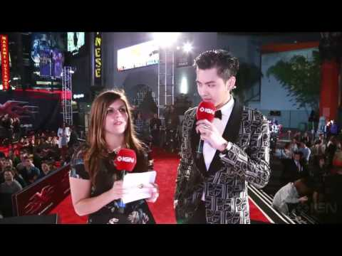 [1080p] Kris Wu Red Carpet Interview at xXx: Return of Xande