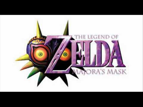Majora's Mask - Clock Town Day 1, Day 2, Day 3 & Final Hours