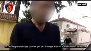 Goditet një tjetër rast i mitëdhënies - Policis e Tiranës