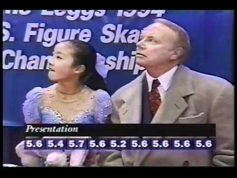 Michelle Kwan  1994 U.S. Figure Skating Championships, Ladies' Technical Program