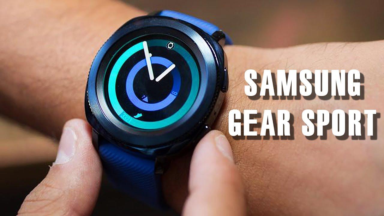 Đánh giá nhanh Samsung Gear Sport: Nhỏ mà CHẤT.