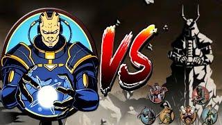 - Shadow Fight 2 ТИТАН VS ВРАТА ТЕНЕЙ
