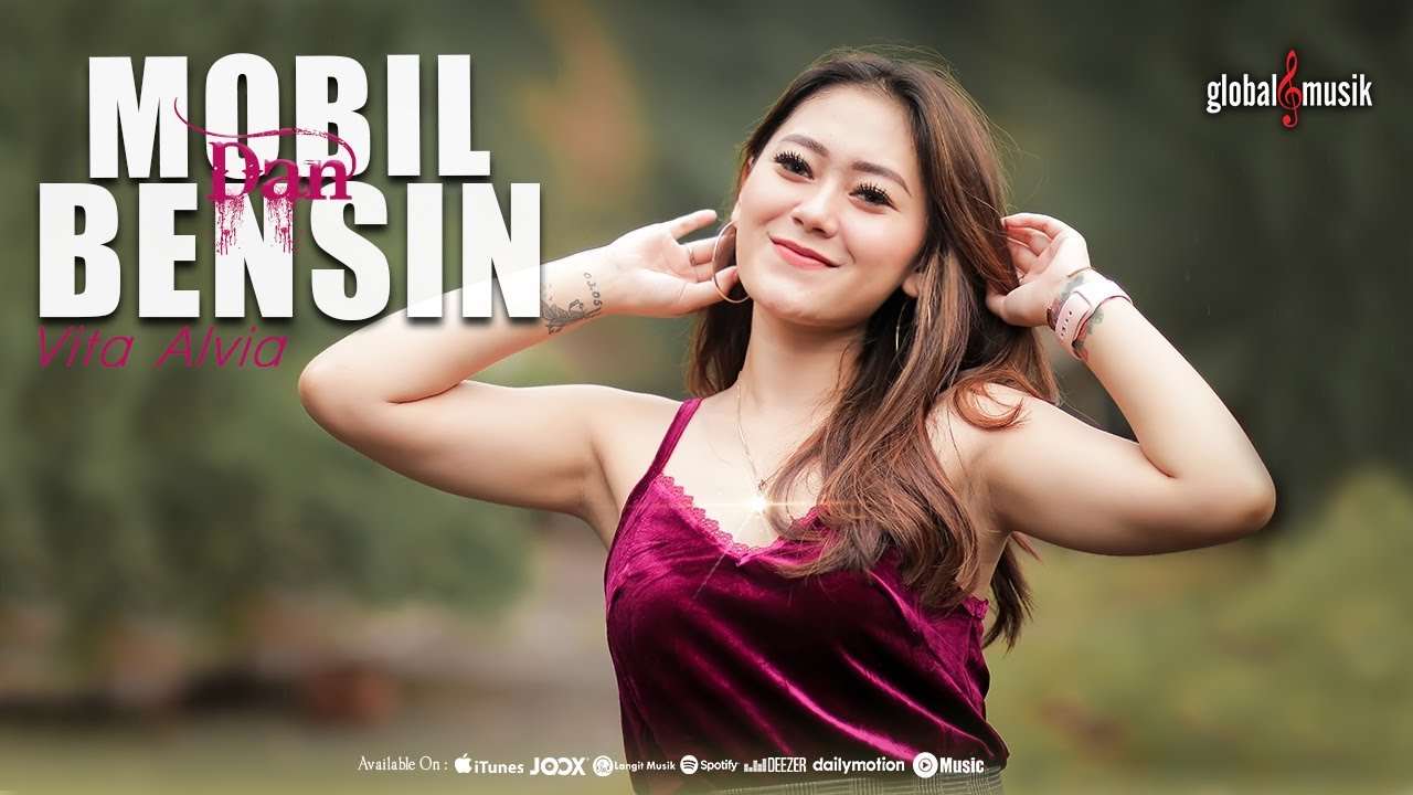 Vita Alvia - Mobil Dan Bensin (Official Music Video)