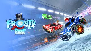 Rocket League® - Frosty Fest 2018 Trailer