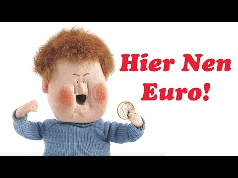 Hier Nen Euro!
