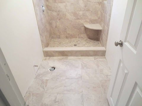 complete-shower-install-studs-to-tile-parts-1-through-10