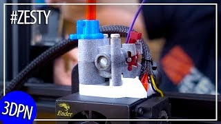 Zesty Nimble - The Remote Direct Drive Extruder IN STUDIO!