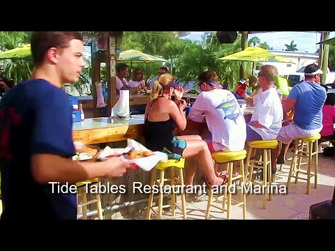 Tide Tables Restaurant & Marina - Review - Cortez, FL