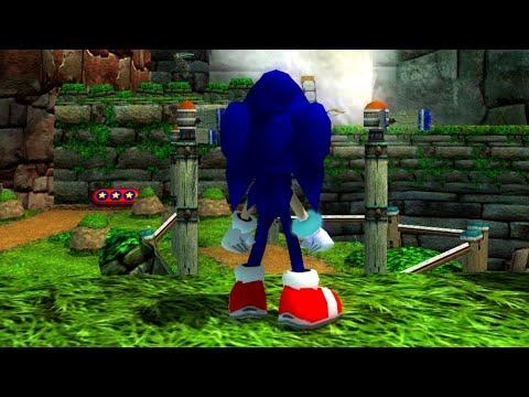 Sonic 06: Windy Valley