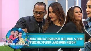 Nita Thalia Disugesti Jadi Dewi Perssik Dan Inul Studio Langsung Gempar Rumah Seleb 5 8 Part 4 MP3