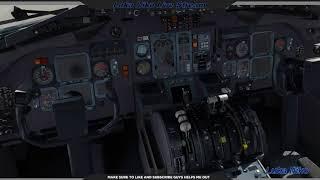 XP11 | RotateSim MD80 | XEnviro | LIMC to LEPA |