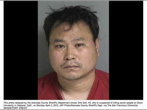 Oakland News: One L Goh Murders 7 At Oikos University Shooting