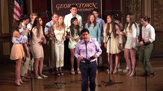 The Georgetown Saxatones - Nothing Left for You (Orig. Sam Smith)