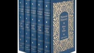 Pliny's Natural History - A Folio Society Review