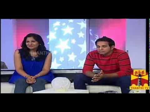 NATPUDAN APSARA - Singer Karthik & Shweta Mohan Seg-2 Thanthi TV 23.11