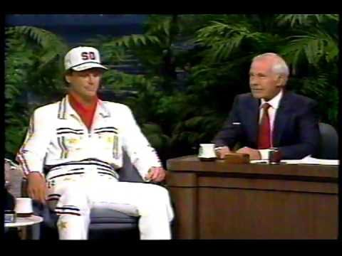 Super Dave segments on Johnny Carson