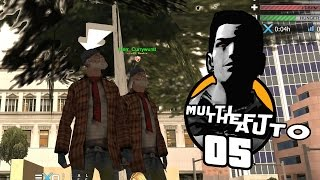 MULTI THEFT AUTO #005 ► Neuer Server & neue Karriere «» GTA San Andreas Let