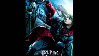 """09. """"Harry sees Dragons"""" - Harry Potter and The Goblet of Fire Soundtrack"""