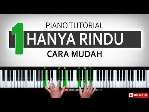 Belajar Piano Bukti Virgoun Tutorial Advanced Youtube