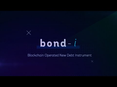 Bond-i: The First Global Blockchain Bond