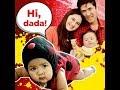 Hi, dada! | KAMI |  Baby Tali is a step closer to talking