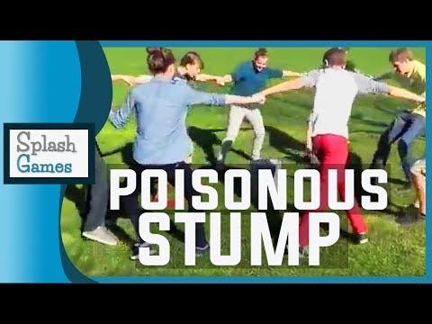 Outdoor Game: Poisonous Stump