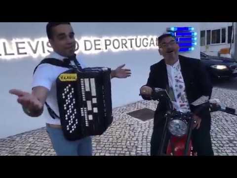 Luizinho de Portugal e Ricardo Laginha - Vitória no Preço Certo (RTP1)