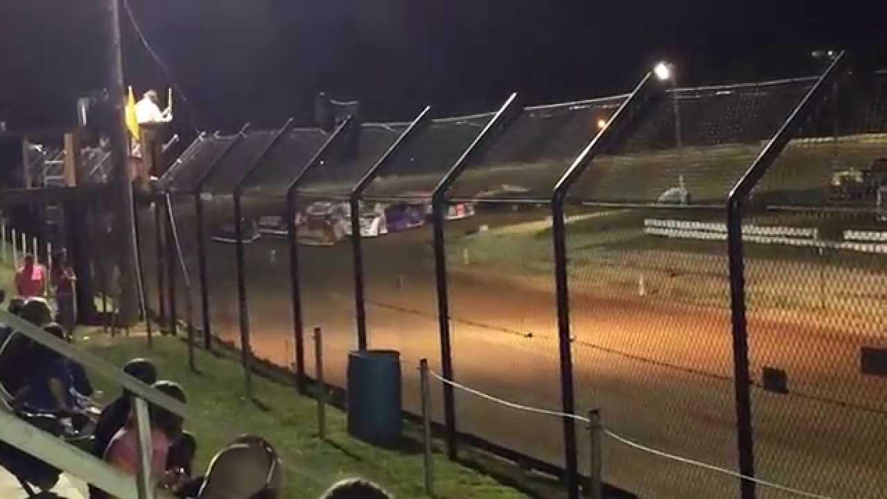 Richmond Speedway Dirt Track - YouTube