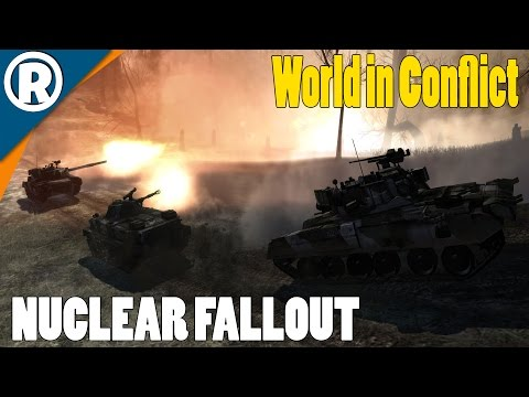 NUCLEAR FALLOUT - World in Conflict: Soviet Assault - Mission 16