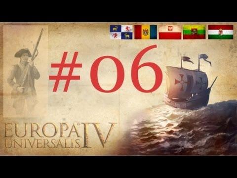 CZ Europa Universalis IV (+6 Expansions) Pt.6 - Polsko