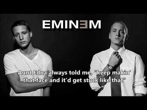 eminem ft NF Beautiful therapy