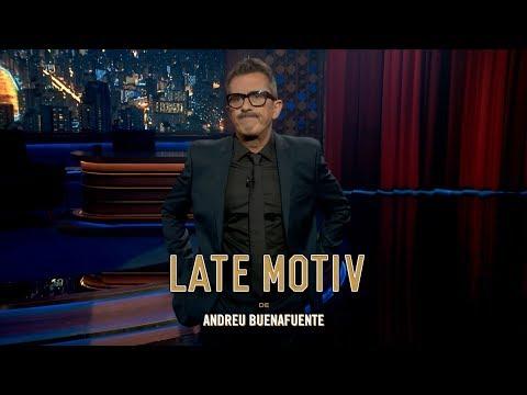 "LATE MOTIV - Monólogo de Andreu Buenafuente. ""The Revenant""  | #LateMotiv283"