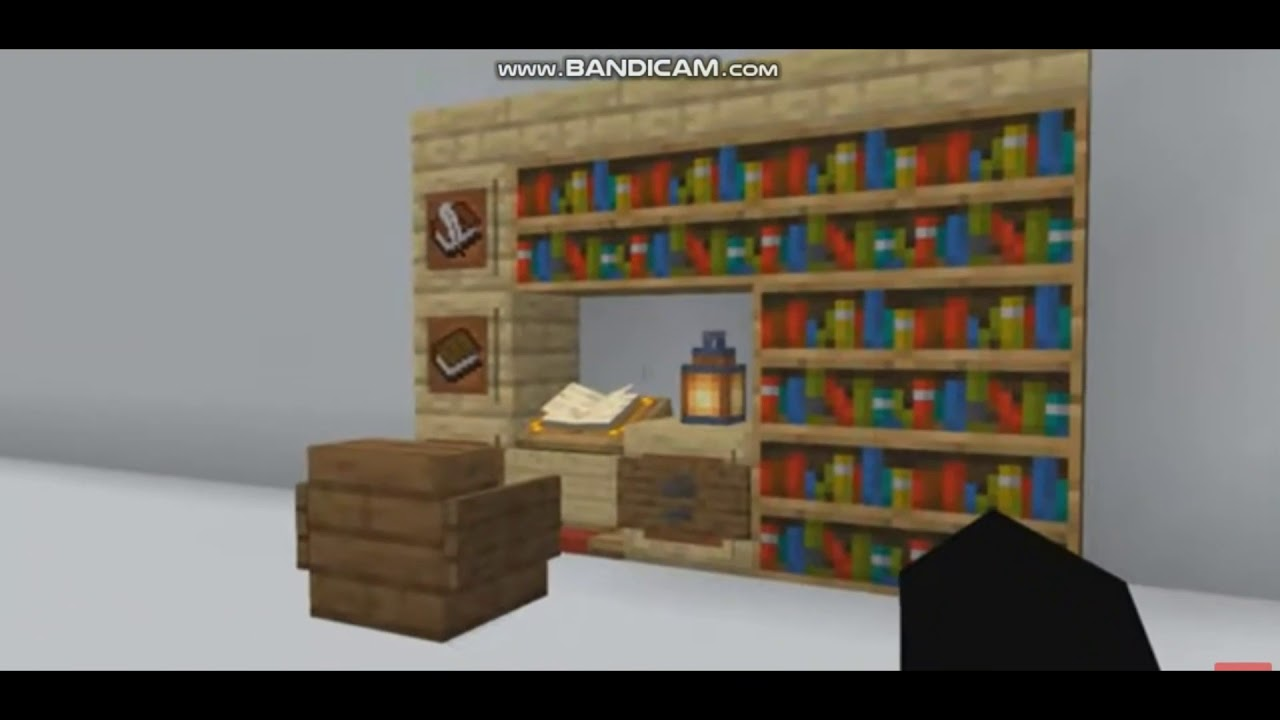 Minecraft: 7 Lectern Build Hacks and Ideas - YouTube
