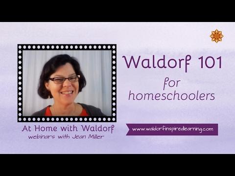 Waldorf 101 for Homeschoolers