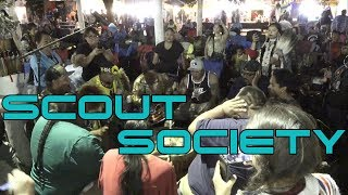 Scout Society (Contest Song #3) @ Northern Ute 4th of July (Fort Duchesne) Powwow 2019 Resimi