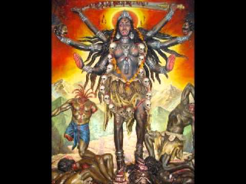 Goddess Kali Mantra for Vampires and Dance