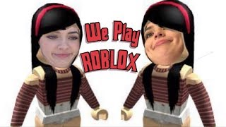 playing roblox again...