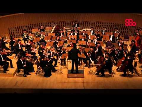 Johannes Brahms: Symphony no. 4 in E Minor conduct by Lin Daye