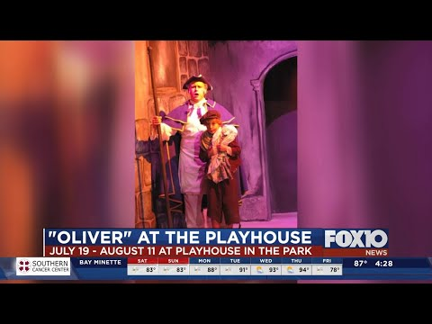 Oliver Is Coming To Playhouse At The Park