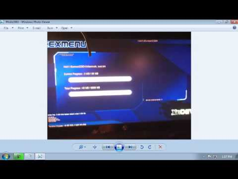 How to Copy a Game from DVD to HDD in XEXMenu