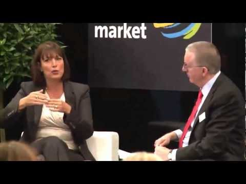 Interview with Carolyn McCall OBE, CEO, easyJet  - World Travel Market (November 2012)