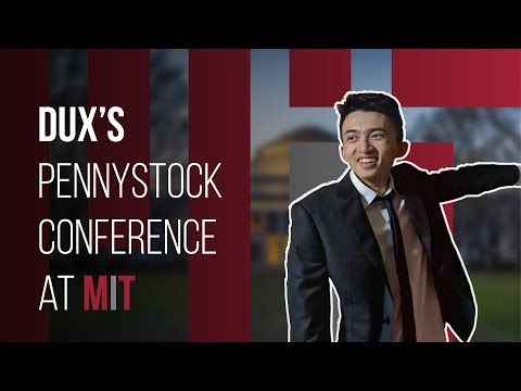 My Penny Stocks Conference at MIT