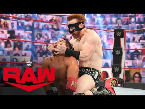 Sheamus vs. Humberto Carrillo – United States Championship Match: Raw, July 12, 2021