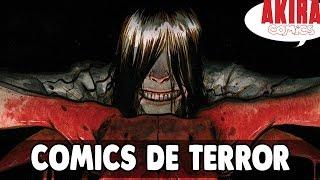 Comics de terror || Akira Comics