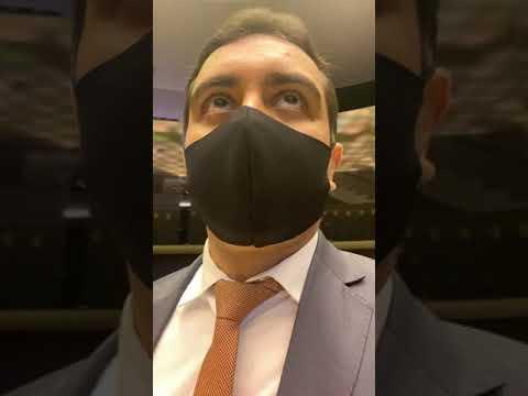 Fernando Rodolfo, ao vivo, mostra a derrubada do Veto do rateio dos precatórios do FUNDEF