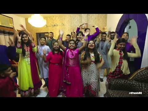 Remix Qawwali | Bangla Lipdub | Bangladeshi Wedding | #OPwedsMK | Dhaka | Bangladesh