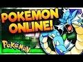 """MULTIPLAYER POKEMON!"" Playing Pokemon Online In Pokemon Revolution! (Free Pokemon Online Game!)"