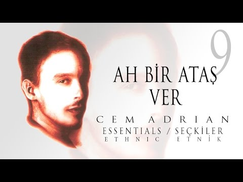 Cem Adrian - Ah Bir Ataş Ver (Official Audio)