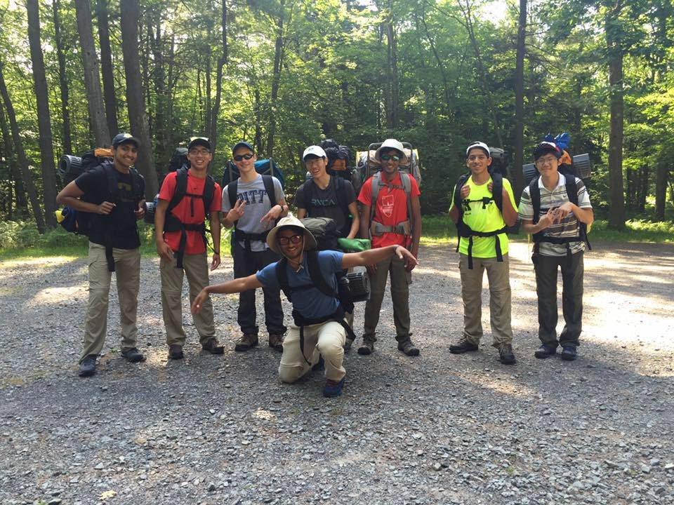 Download Episode 7: Backpacking the Pinchot - Part 1: A New Beginning